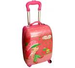 Детски куфар Strawberry  9053