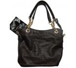 Дамска чанта естествена кожа CRISTI 209