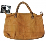 Дамска чанта естествена кожа CRISTI 0473