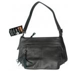 Дамска чанта естествена кожа CRISTI 0476