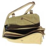 Дамска чанта естествена кожа CRISTI 8005