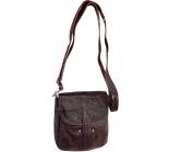Дамска чанта естествена кожа CRISTI 0700