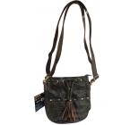 Дамска чанта естествена кожа CRISTI 0702