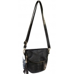 Дамска чанта естествена кожа CRISTI 9004