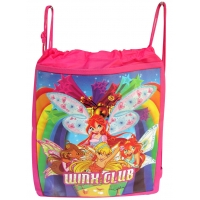Детска раница тип мешка  Winx 0810