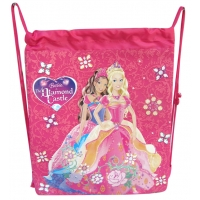 Детска раница тип мешка  Barbie 0815