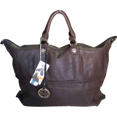 Дамска чанта еко кожа Cristi 2402