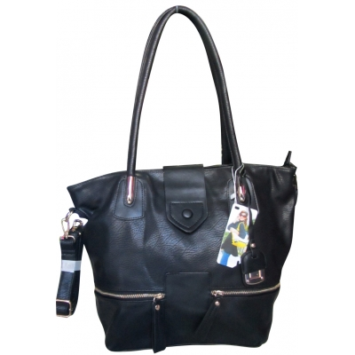 Дамска чанта еко кожа Cristi 2407