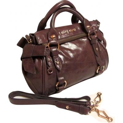 Малка чанта MIU MIU лилава  2210
