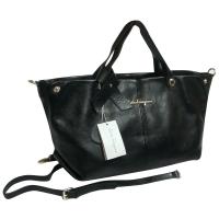 Дамска чанта естествена кожа Salvatore Ferragamo 6688