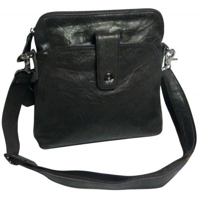Дамска  чанта естествена кожа 2287