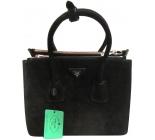 Дамска  чанта, естествен велур,PRADA