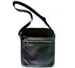 Мъжка чанта естествена кожа   CRISTI 1189