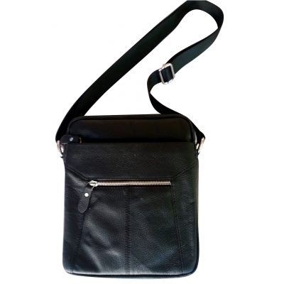 Мъжка чанта  естествена кожа  CRISTI 1190 F-1485