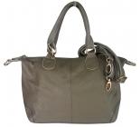 Дамска чанта от естествена кожа  Cristi 501