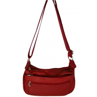 Дамска чанта от естествена кожа  Cristi 029