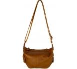 Дамска чанта от естествена кожа  Cristi 1189