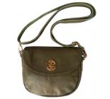 Дамска чанта от естествена кожа  Cristi 8003