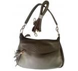 Дамска чанта от естествена кожа  Cristi 5002