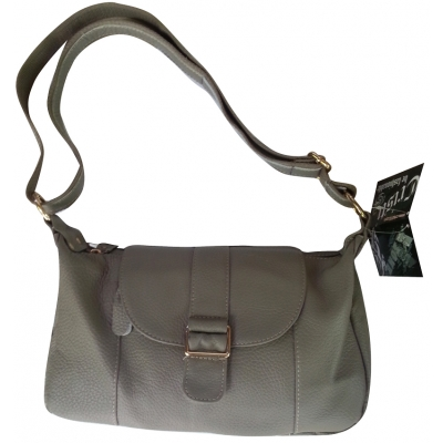 Дамска чанта естествена кожа  Cristi  5003
