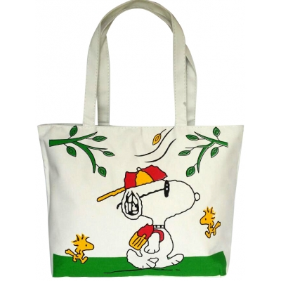 Дамска чанта тип торба SNOOPY 01
