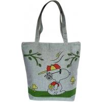 Дамска чанта тип торба SNOOPY 02