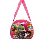Детска чанта Маша и мечока 07