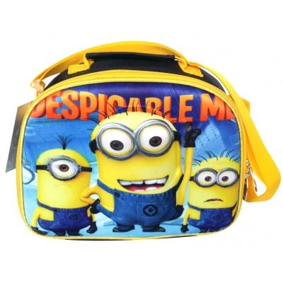 Детска ТЕРМО чанта MINIONS 001