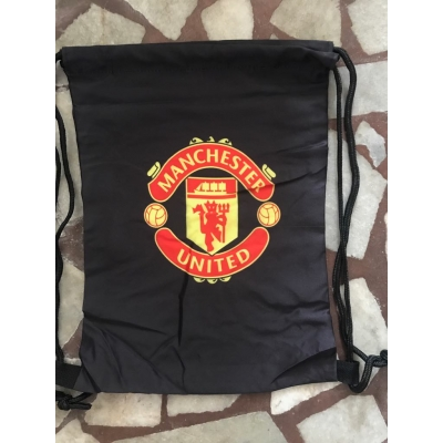 Спортна раница за училище тип мешка Manchester United 1234