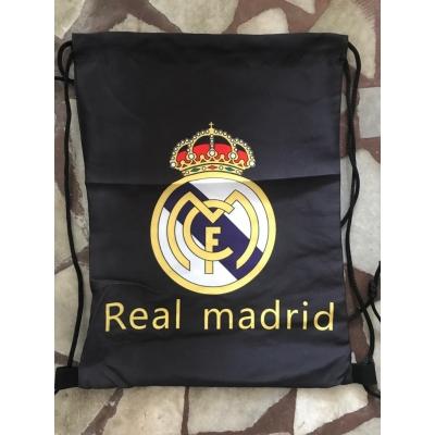 Спортна раница за училище тип мешка Real Madrid 010201