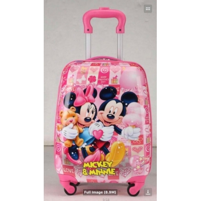 Детски куфар Minnie Mouse 1058