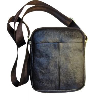 Мъжка чанта естествена кожа CRISTI 5516