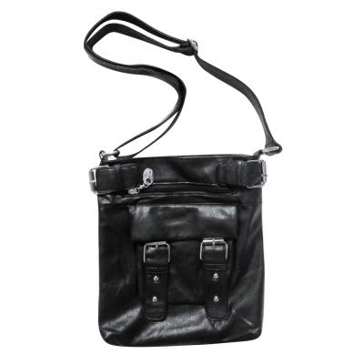 Дамска кожена чанта CRISTI 6524