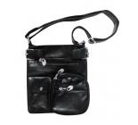 Дамска кожена чанта CRISTI 6525