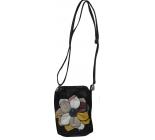 Дамска кожена чанта CRISTI 6533-1