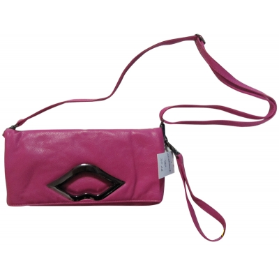 Дамска кожена чанта Cristi 6553