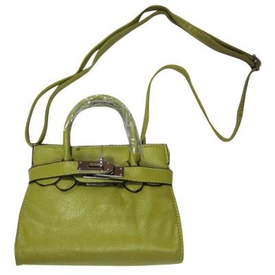 Дамска кожена чанта Cristi 7768