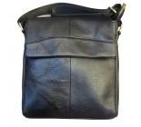 Мъжка чанта естествена кожа CRISTI 5514