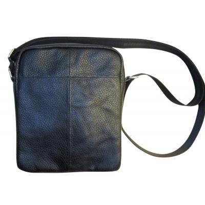 Мъжка чанта естествена кожа CRISTI 5521